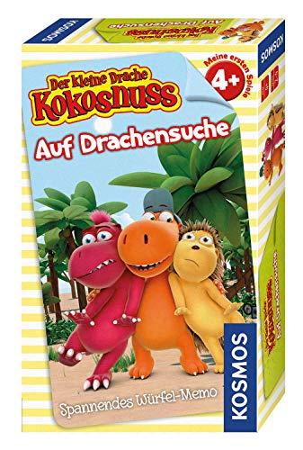 KOSMOS 711443 Der kleine Drache Kokosnuss - Auf Drachensuche, Mitbringspiel