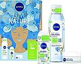 Nivea 2020 Love Nature - Set de regalo (639 g)