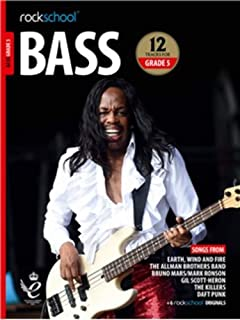 Rockschool Bass Grade 5 (2018)