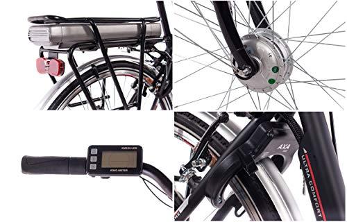 Elektrofahrrad CHRISSON 28 Zoll Herren E-Bike Bild 5*