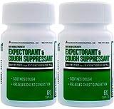 Best Cough suppressants - Mucus DM Expectorant Cough Suppressant 120 Caplets Generic Review