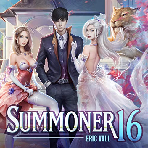 Summoner 16 cover art