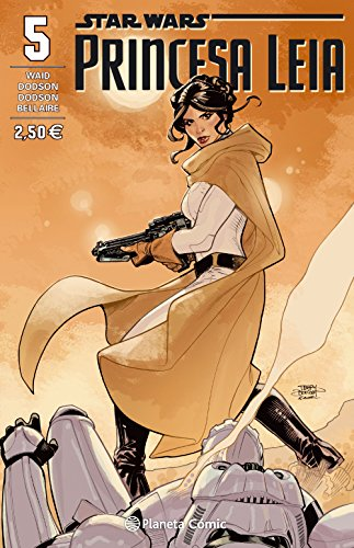 Star Wars Princesa Leia nº 05/05 (Star Wars: Cómics Grapa Marvel)
