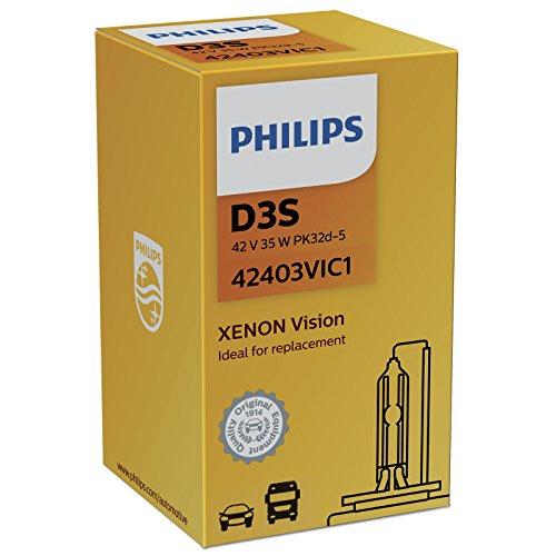 PHILIPS 42403VIC1 Glühlampe Xenon Vision