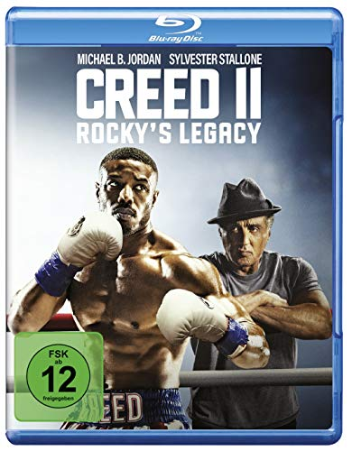 Creed II: Rocky's Legacy [Blu-ray]