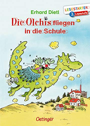 Die Olchis fliegen in die Schule (Lesestarter)
