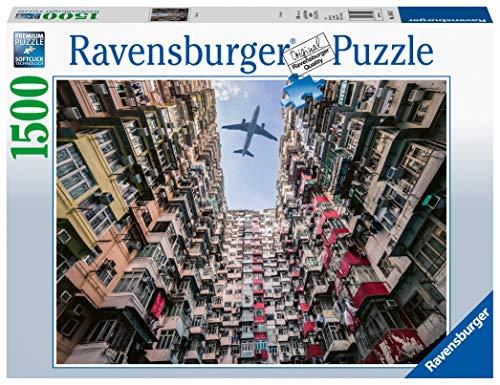 Ravensburger 1500137 Puzzel Hong Kong - Legpuzzel - 1500 Stukjes