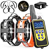 Best dog training collar - Veckle Dog Training Collar, 2600ft Rechargeable Shock Collar Review