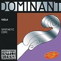 Thomastik-Infeld 141.13999999999999 Dominant Viola Strings Complete Set Stark (Heavy) Tension 3/4 Size 14 Perlon Core [並行輸入品]