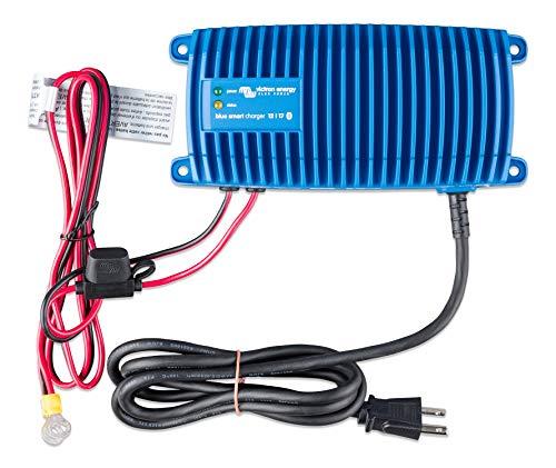Victron Energy Blue Smart IP67 12-Volt 17 amp Battery Charger (Bluetooth) 120V