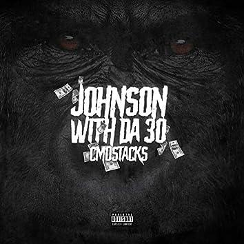 Johnson With Da 30