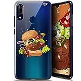 Case for 6.09 Inch Wiko View 3 Lite, Splash Burger