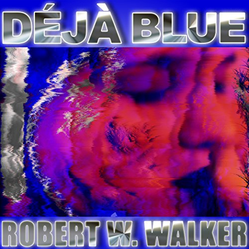 Deja Blue audiobook cover art