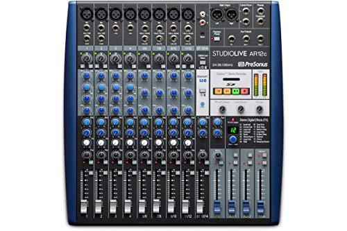 PreSonus(プレソナス)『StudioLive AR12c』
