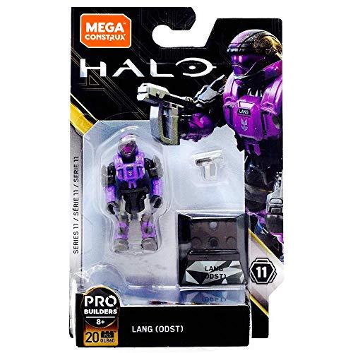 Mega Construx Halo Heroes Probuilder Series 11 Lang (ODST)