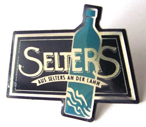 Selters - Aus Selters an der Lahn - Pin 26 x 22 mm