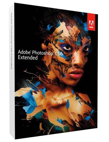 ADOBE Student&Teacher Photoshop Extended CS6 V13 Mac [import allemand]
