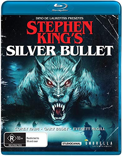 Stephen King's Silver Bullet [Blu-ray]