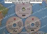 B M W HIGH Navigation MK IV DVD1 + DVD2 + Software Update V32 2019
