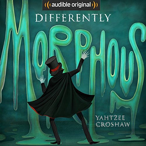 Differently Morphous audiobook cover art