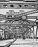 Historic Photo : Bernice Abbott, Changing New York: Triborough Bridge, Manhattan, Vintage Wall Art : 16in x 20in