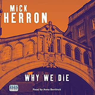 Why We Die audiobook cover art