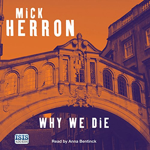 Why We Die cover art