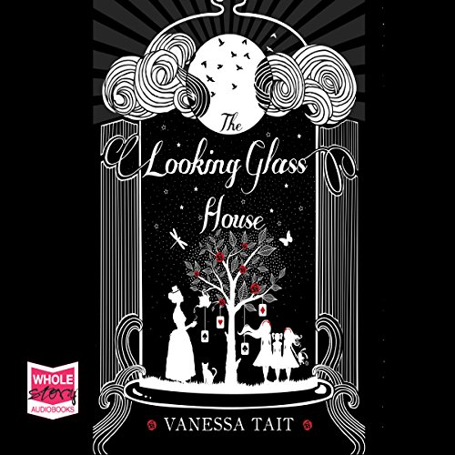 The Looking Glass House cover art