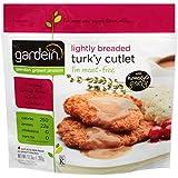 Gardein Gmo-Free Vegan Lightly Breaded Turk'y Cutlets, 12 Ounce (Pack of 8)