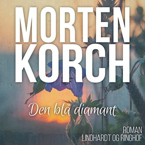 Den blå diamant audiobook cover art