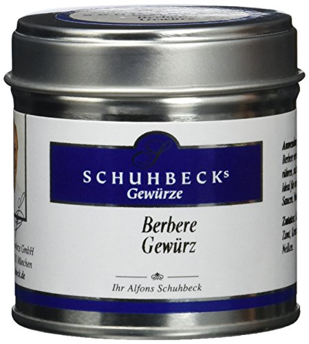 Schuhbecks Berbere Gewürz, 3er Pack (3 x 50 g)