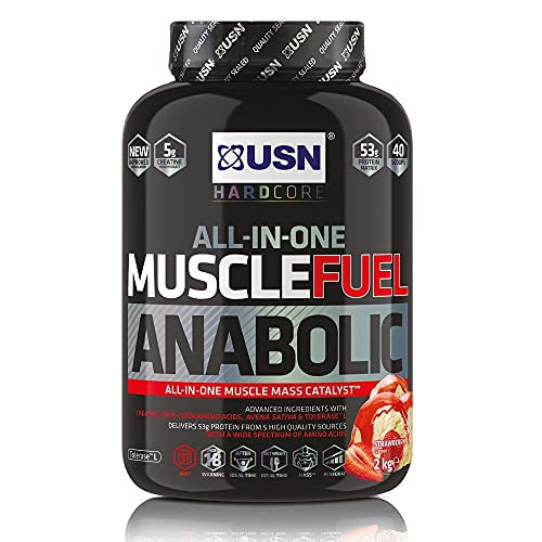 USN Hardcore Whey GH Review, Effects and Calories