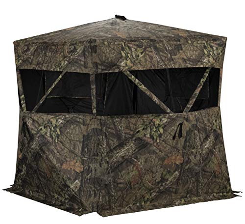 Rhino Blinds R150-MOC Tough 3 Person Outside Game Hunting Ground...