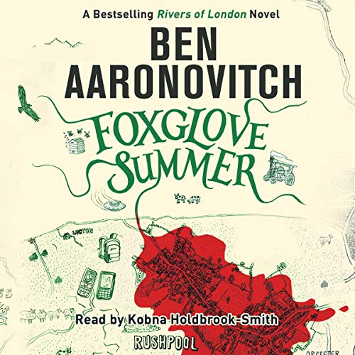 Couverture de Foxglove Summer