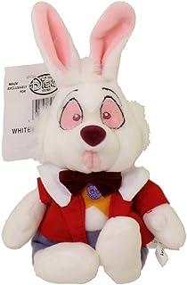 Disney Bean Bag Plush Alice in Wonderland White Rabbit 8
