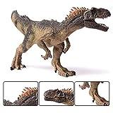 Allosaurus Dinosaurier Spielzeug PVC Dschungel Tierfiguren Mini Tiere Waldtiere Figuren Miniatur 10 Zoll