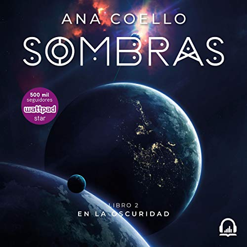 Sombras [Shadows] audiobook cover art