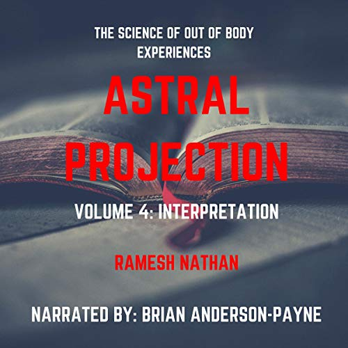 『Astral Projection: Interpretation, Volume 4』のカバーアート