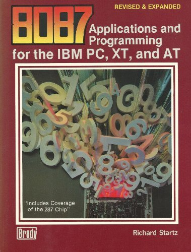 8087 Applications and Programming for the IBM Pc, Xt, and at
