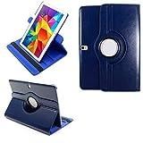 COOVY® 2.0 Etui pour Samsung Galaxy Tab Pro 10.1 SM-T520 SM-T525 Coque de Protection Rotation 360°...