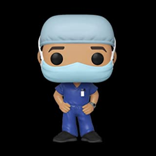 Funko Pop! Heroes: Front Line Worker- Male Hospital Worker #1