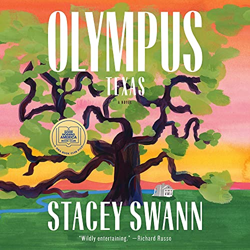 Olympus, Texas Audiobook By Stacey Swann cover art