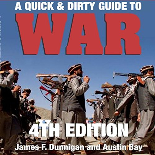 A Quick & Dirty Guide to War cover art