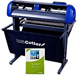 USCutter 28-inch Titan 2 Vinyl Cutter/Plotter with Stand, Basket and...