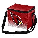 NFL Unisex Gradient Print Lunch Bag Coolergradient Print Lunch Bag Cooler, Arizona Cardinals