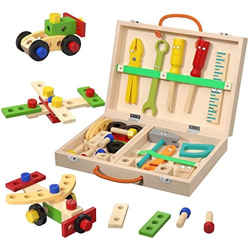 TONZE Holzspielzeug Bild