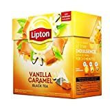 Lipton Pyramids, Vanilla Caramel 20 ct , Imported