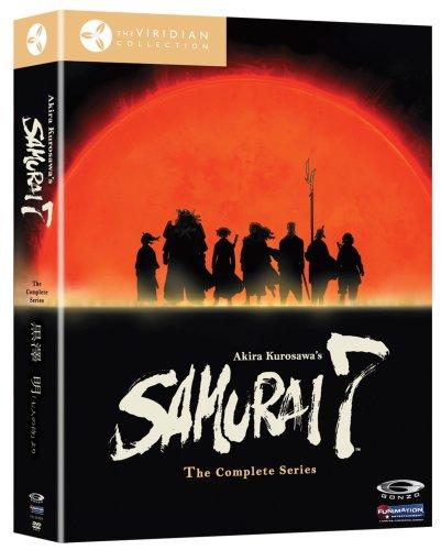 Samurai 7: Box Set (Viridian Collection) -  DVD, Futoshi Higashide, R. Bruce Elliott