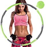 Aoweika Fitness Exercise Hoop zur...
