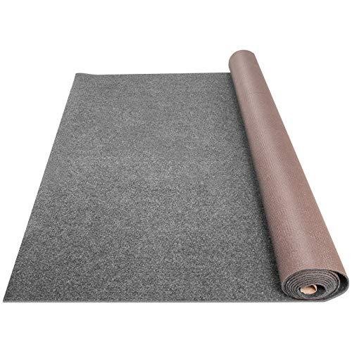 Happybuy Grey Marine Carpet 6x36 ft Marine Carpeting Marine Grade Carpet for Boats with Waterproof...